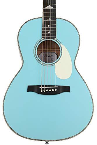 PRS SE Parlor P20E Limited Edition Acoustic-Electric - Powder Blue