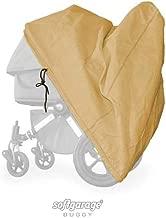 softgarage buggy softcush lichtgrau Abdeckung f/ür Kinderwagen Britax R/ömer B-Motion 4 Plus Regenschutz Regenverdeck