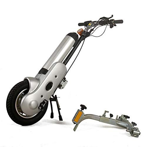 Spaqg Handcycle Rolstoelopzetstuk, met batterij