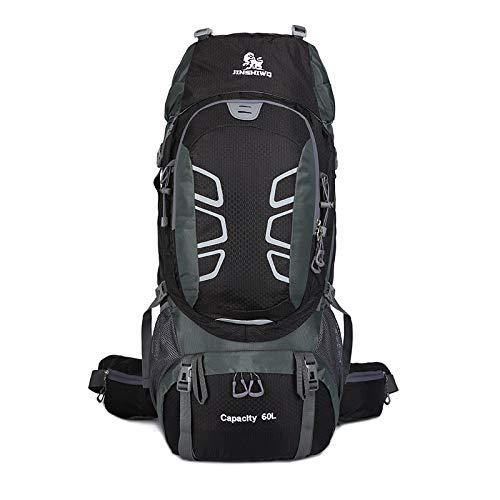 Bnkrtopsu Trekking Rugzakken, Tent Camping Waterdichte Ultra Light Suitcasespeople Mens Reizen Rugzakveiligheid Ultra Lichtgewicht Verpakbare Rugzak Grote Rugzakken Outdoor Rugzak Waterdicht