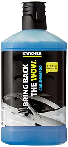 Scopri offerta per Karcher 62957510 - Shampoo per Auto 3 in 1, per pulitori ad Alta Pressione
