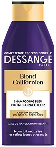 shampoing bleu dessange carrefour