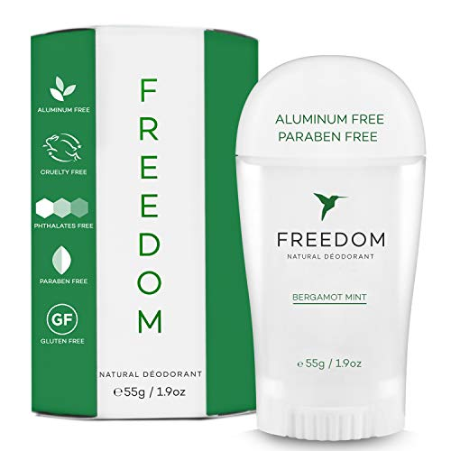 Freedom Natural Aluminum Free Deodorant Stick For sensitive...