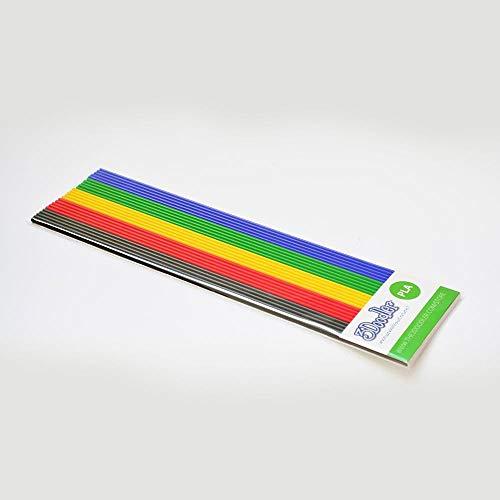 3Doodler PLA Farbe der Mischung Pack wesentliche
