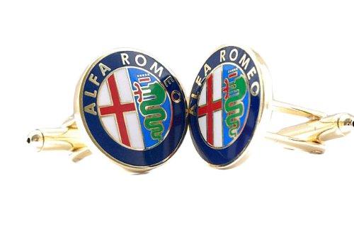 Alfa Romeo Manschettenknöpfe