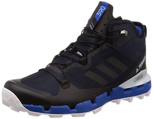 adidas Herren Terrex Fast MID GTX-Surround Trekking-& Wanderstiefel, Mehrfarbig (Tinley/Negbás/Belazu 000), 43 1/3 EU