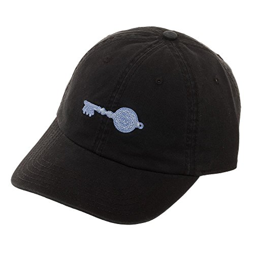 Bioworld Ready Player One Crystal Key Embroidery Cotton Ball Cap
