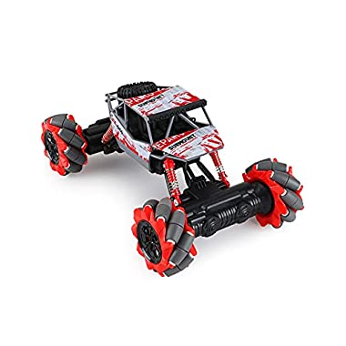 DEORBOB Remote Control Car Anti-Collision Anti-Fall RC Vehicle 1:14 Large Size High Speed Off Road Racing Cars Radio…