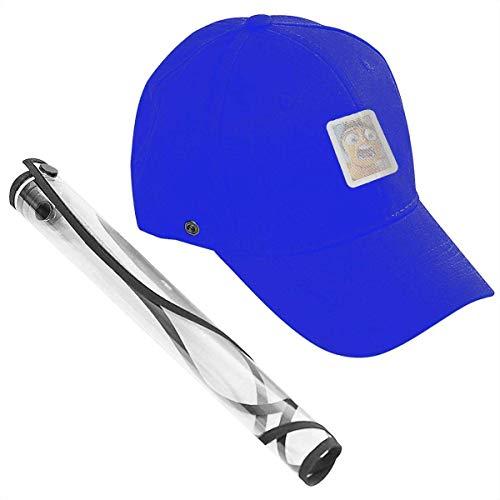 Bee Movie Script Protective Baseball Cap Abnehmbare Kassette Verstellbare Hüte-6G