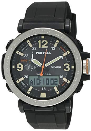 Casio Outdoor Analog-Digital Grey Dial Men's Watch - PRG-600-1DR (SL92)