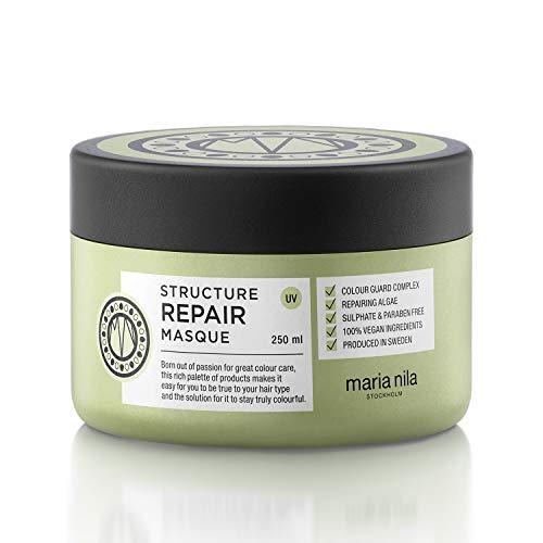 Maria Nila - Structure Repair Masque 250 ml, Intensive und hochwertige Haarkur