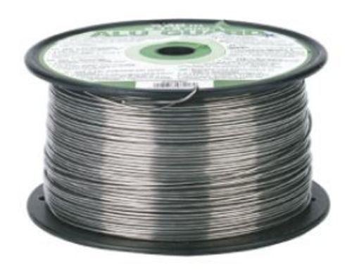 HILO CONDUCTOR ELÉCTRICO DE ALUMINIO PARA CERCADOS CON PASTOR ELÉCTRICO | 1,6 mm | 400 m | cable cordón cinta