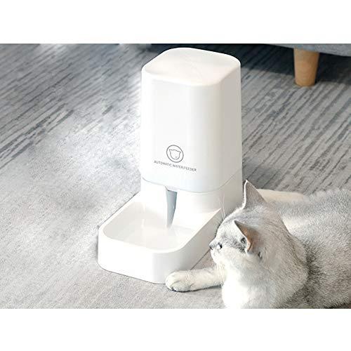 D82D 3.8L Automatische Futterspender Futterautomat Schwerkraft Wasser Pet Feeder Hund Katze Trinken Schüssel