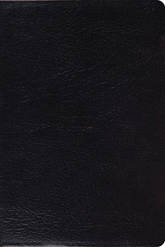 ESV Study Bible, Personal Size (Black)