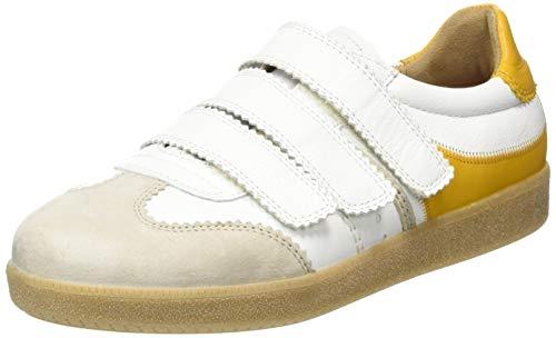 Gabor Shoes Gabor Jollys, Zapatillas Mujer, Beige (Vanilla/W