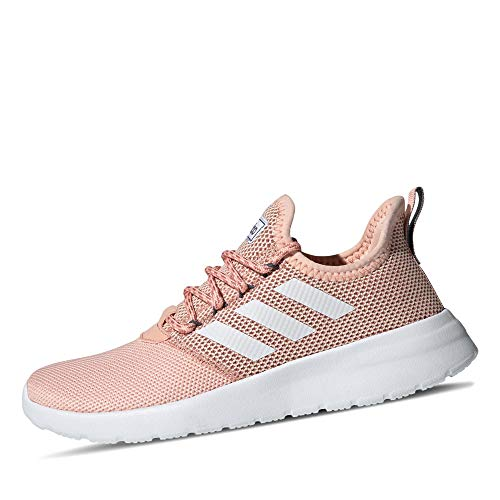 adidas EE8272 Lite Racer RBN Damen Sneaker aus Mesh Textilausstattung OrthoLite, Groesse 39 1/3, apricot