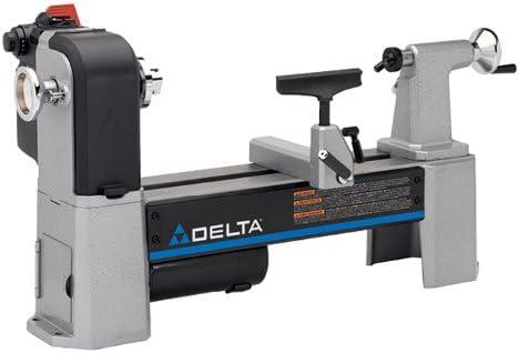 Delta Industrial 46-460 12-1/2-Inch Midi Lathe