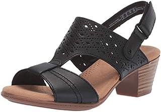 CLARKS Women's Valarie Mindi Heeled Sandal