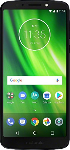 "Motorola Moto G6 Play Factory Unlocked Phone - 5.7"" Screen - 32GB - Deep Indigo"