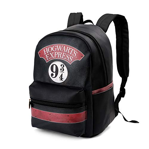 Karactermania Harry Potter Express-mochila Soft Zaino Casual, 31 cm, 17 liters, Nero (Negro)