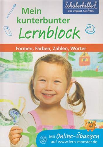 Mein kunterbunter Lernblock - Schülerhilfe NA
