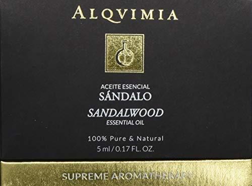 Alqvimia Sandalo Aceite Esencial 5Ml. 200 g