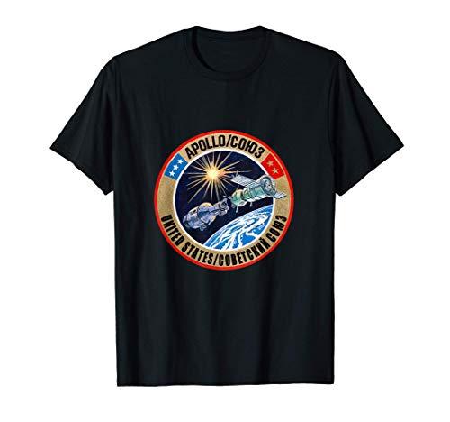 Apollo-Sojus Retro - NASA Merchandise T-Shirt
