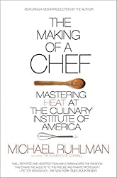 A great gift book for someone who'd like to become a professional chef -  The Making of a Chef by Michael Ruhlman