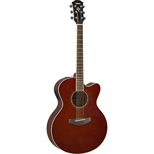Guitarra Electroacústica Yamaha CPX600RTB