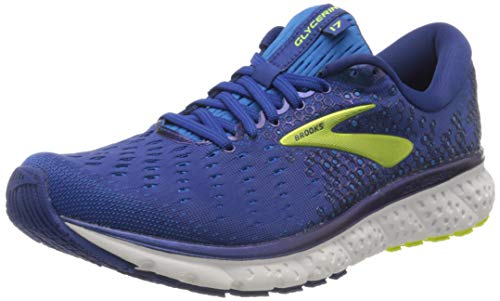 Brooks Glycerin 17, Zapatillas para Correr para Hombre, Mazarine/Blue/Nightlife, 46.5 EU