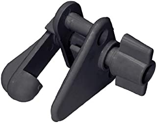 T-H Marine GL-1-DP Pontoon Gate Latch - Black