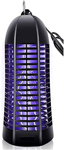 WXFCAS Trappola Luminosa per Lampada per Lampada per Insetti Potente per Lampada da Uomo Potente per Lampada da casa Portatile per Esterni e Repellente per Insetti al Coperto