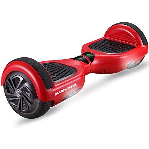 """6,5\"""" Premium Hoverboard Bluewheel HX310s - Deutsches Qualitätsunternehmen - Kinder Sicherheitsmodus & App - Bluetooth Lautsprecher - Starker Dual Motor - LED - Elektro Skateboard Self Balance Scooter"""