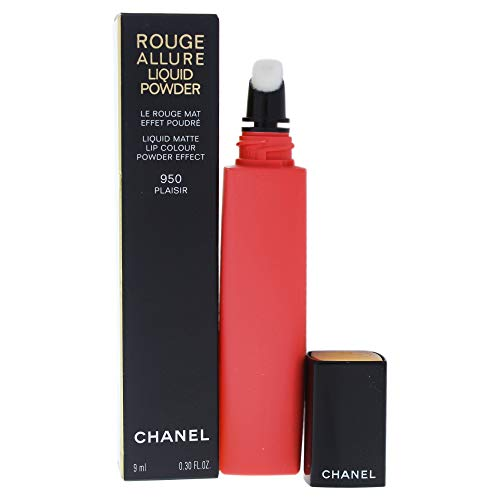 Chanel Rouge Allure Liquid Powder #950-Plaisir A Bright Light Pink 1 Unidad 1700 g