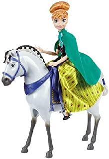 Disney Frozen Anna Doll with Royal Horse