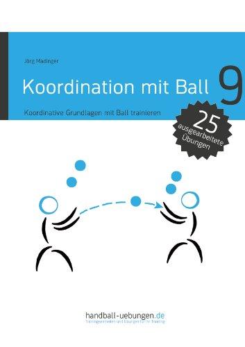 Koordinative Grundlagen mit Ball trainieren (handball-uebungen.de 9)