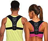 Best Posture Supports - Posture Corrector for Women Men, Back Brace, Comfortable Review
