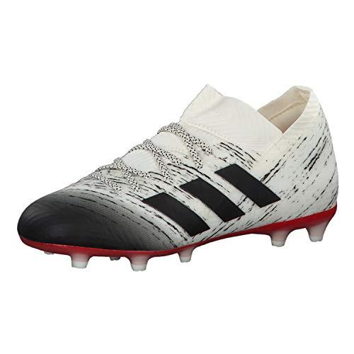 Adidas Nemeziz 18.1 FG J, Botas de fútbol Unisex niño, Multicolor (Multicolor 000), 29 EU