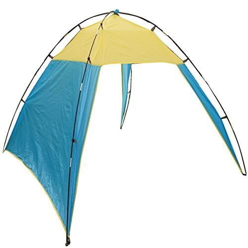 FHJZXDGHNXFGH Carpa Gazebo al Aire Libre Carpas de Playa Toldo Toldo Impermeable al Aire Libre para Picnic Senderismo Camping Pesca Portátil Configuración rápida y fácil