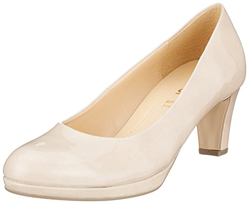 Gabor Shoes Damen Fashion Pumps, Beige (Sand), 37.5 EU