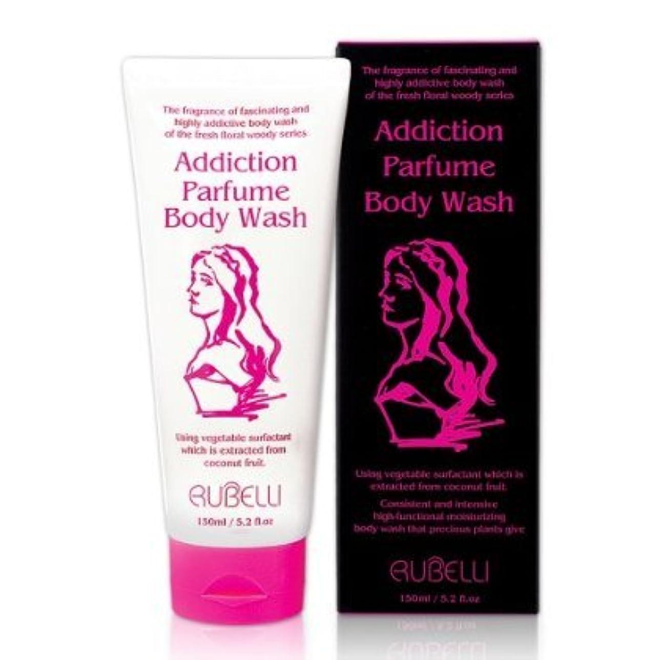 舞い上がるマイク奨励します[Rubelli]+[addiction parfume body wash]+[150ml / high-functional moisturizing, floral scent parfume body wash, body wash with attractive scent]+ [pink]+[5.2 fl.oz]