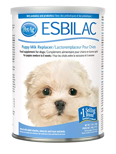 Esbilac® Powder Milk Replacer for Puppies & Dogs...