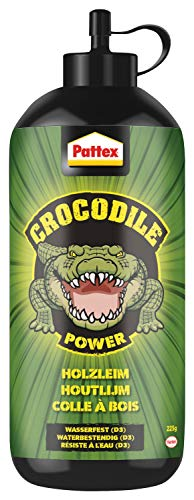 Pattex Crocodile Power Holzleim Bild