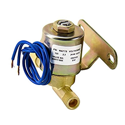 Funmit 4040 Humidifier Solenoid Valve Replacement for Aprilaire Humidifier Valve Replaces B2015-S85 B2017-S85 Model 220 224 400M 440 500 24V 2.3W