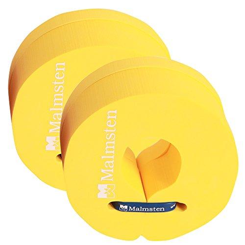 Malmsten Kids 'Flipper D2L Kinder Schwimmflügel, gelb, groß