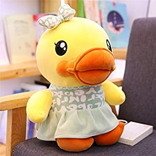 Korean World 30Cm/45Cm Yellow Cute Duck Plush Toys Three Kinds of Duck Stuffed Cartoon Animal Doll Toys Kids Birthday Gifts Teen Must Haves 7 Year Old Boy Gifts The Favourite