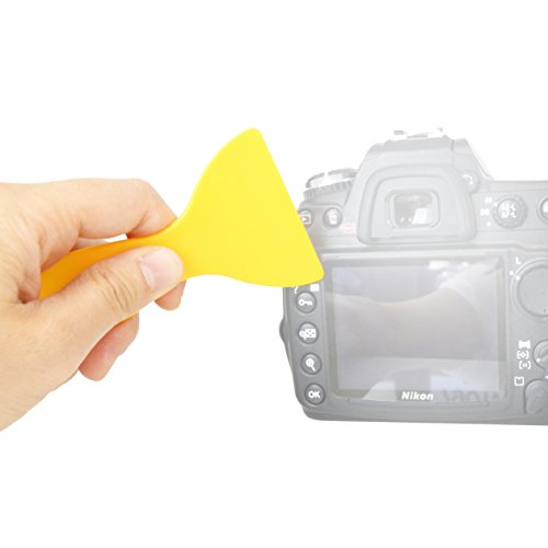 Foto&Tech Plastic Handy Tool Removing Tool Remover for Safe Removal of Camera LCD Screen Protector