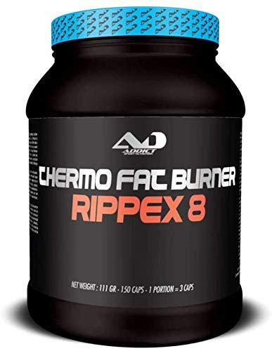 Bruleurs de graisse puissant | Brule graisse | Fat Burner | brûleur de graisse puissant | CLA | Brûle graisse | Rippex 8 | 150 caps |