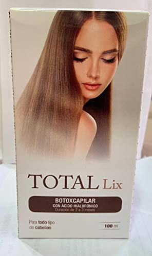 Botox Capilar Total Lix 100 ml