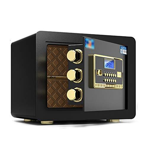 Intelligent alarmsysteem Yale Box Rack wachtwoord van elektronische Safe Home veiligheid sieraden Content Wand Mini zekeringkast kantoor